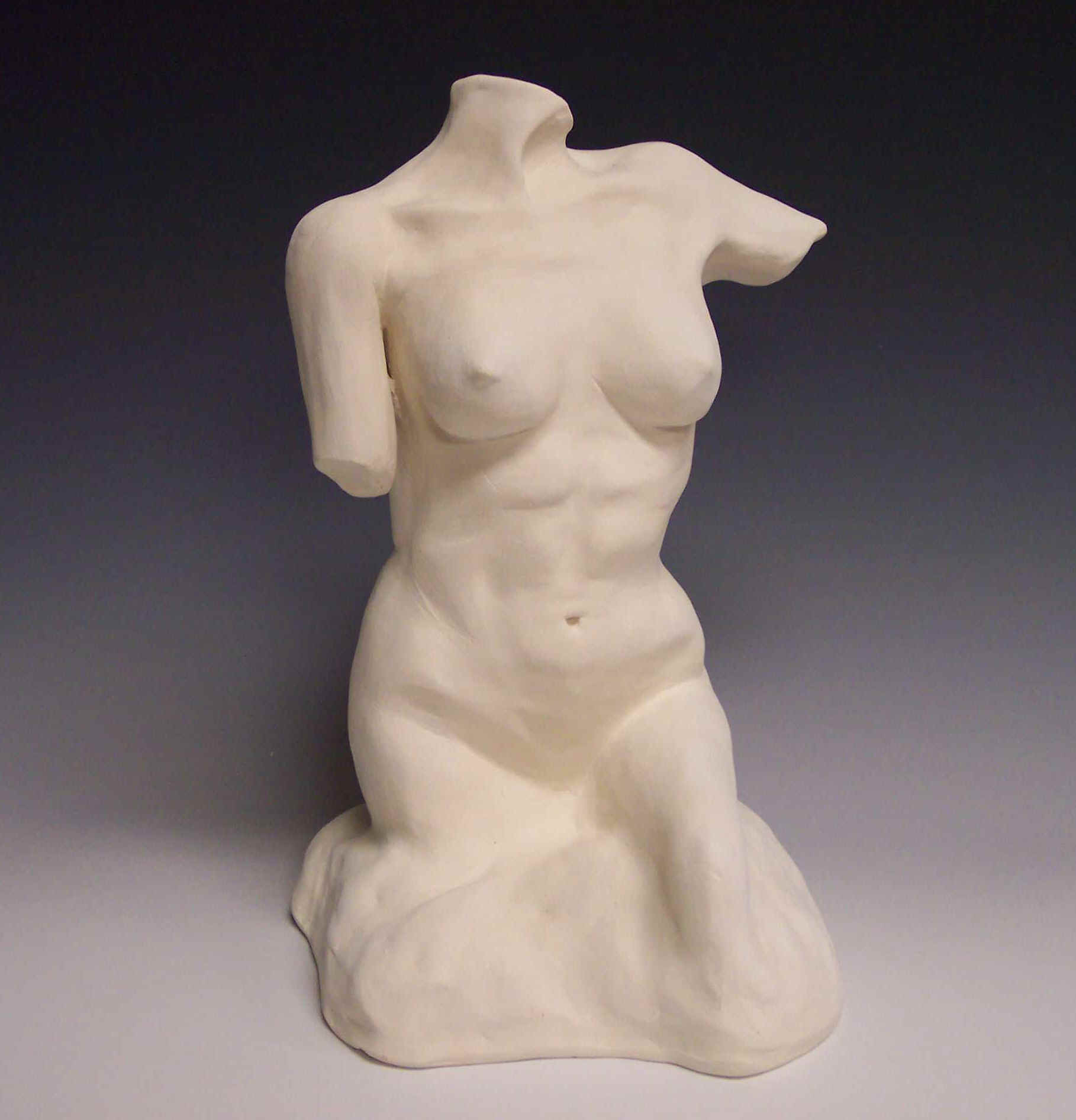 Female Torso Sculpture FemaleTorso Artist Collection